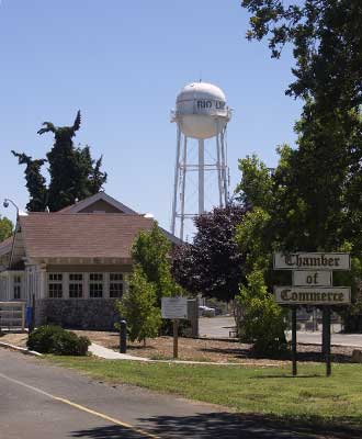 Rio Linda Water Tower